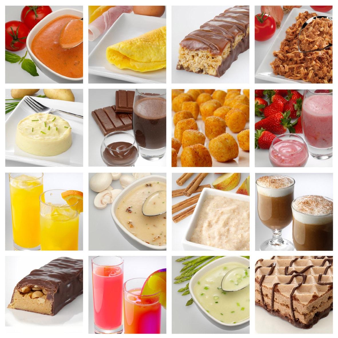cambridge dieet spiermassa